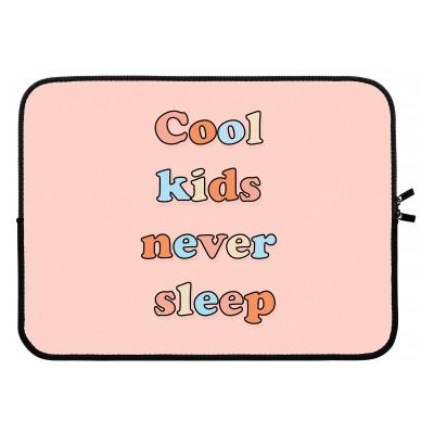 funda-para-portatil-15-pulgadas - Cool Kids Never Sleep