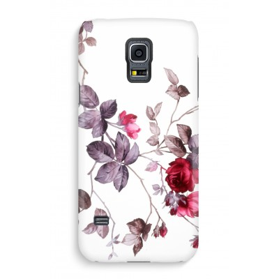 samsung-s5-cover-full-print - Pretty flowers