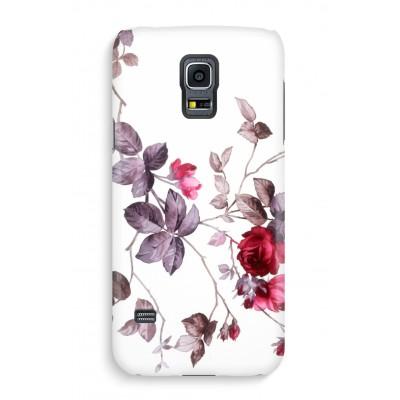 samsung-s5-hoesje-volledig-geprint - Mooie bloemen