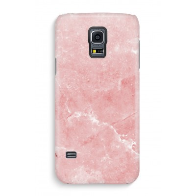 samsung-s5-cover-full-print - Pink Marble