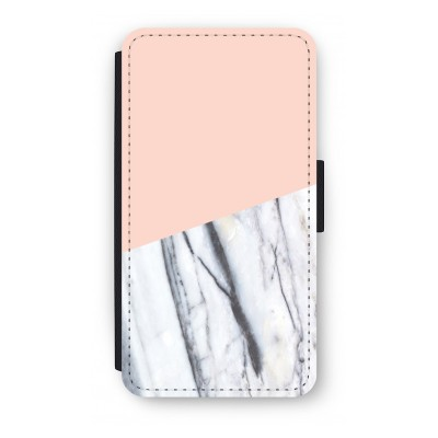 samsung-s5-mini-flip-hoesje - A touch of peach