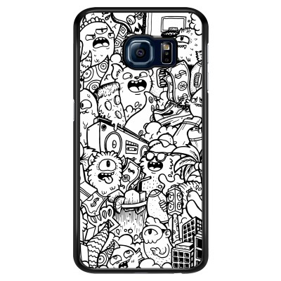 samsung-galaxy-s6-hard-hoesje - Vexx City #2