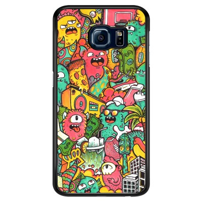 samsung-galaxy-s6-hard-hoesje - Vexx City