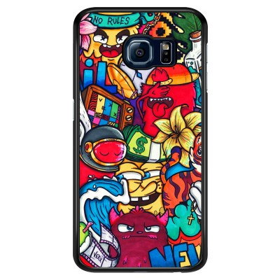 samsung-galaxy-s6-hard-hoesje - No Rules