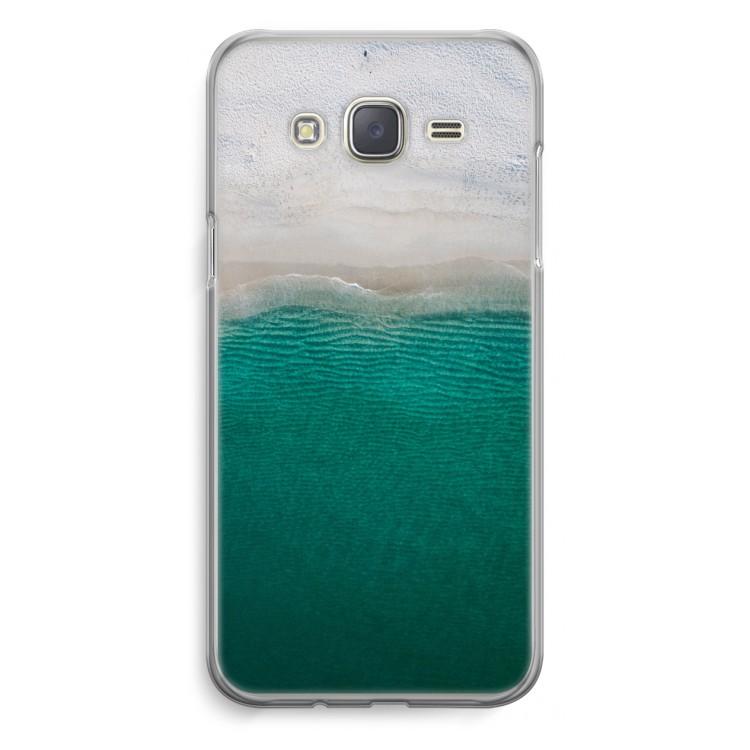 reputable site f8e8f dc0bd Samsung Galaxy Grand Prime Transparent Case