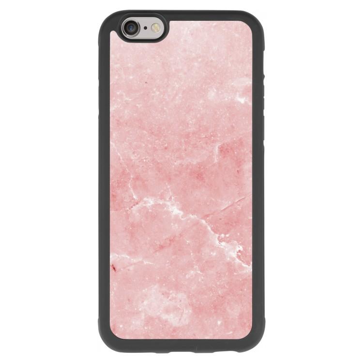 Rosa marmor - iPhone 6   6S Transparent Fodral  d6576d9e81b42