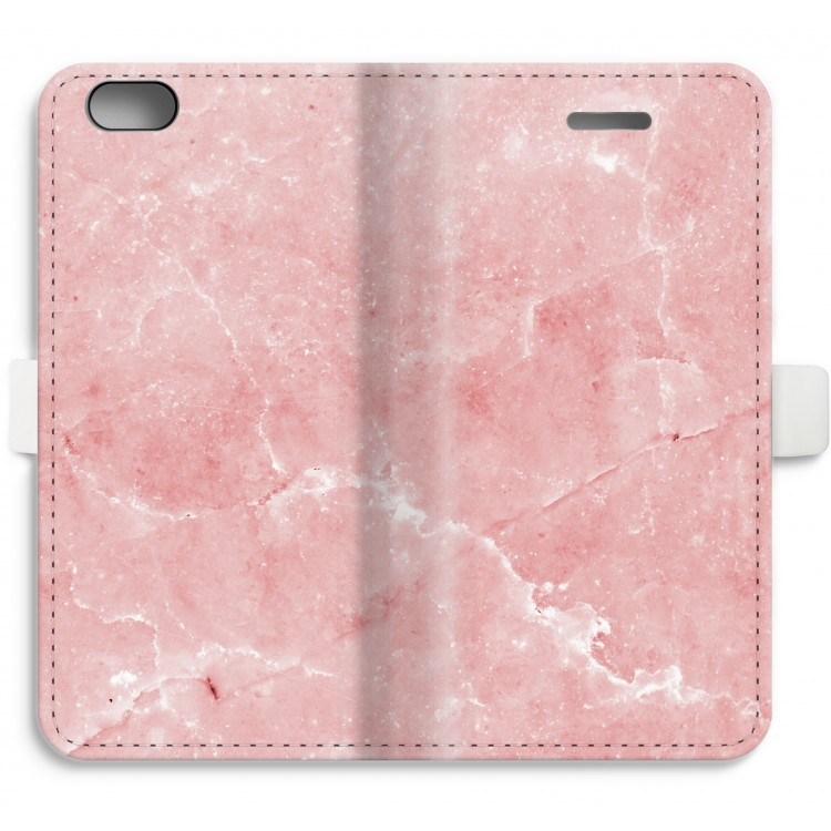 Rosa marmor. iPhone 6   6s Plånboksfodral ... bed4138a79ff1