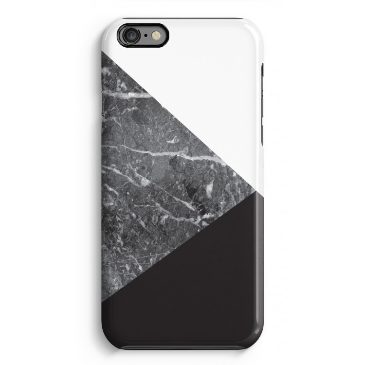 Marmor kombination. iPhone 6S Plus Heltryckt Fodral ... 1ff170c9c8e0a