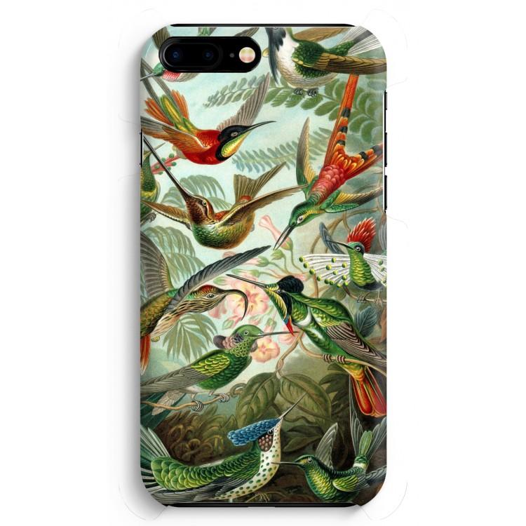 Haeckel Trochilidae. iPhone 8 Plus Heltryckt Fodral ... a7c374d718ec3