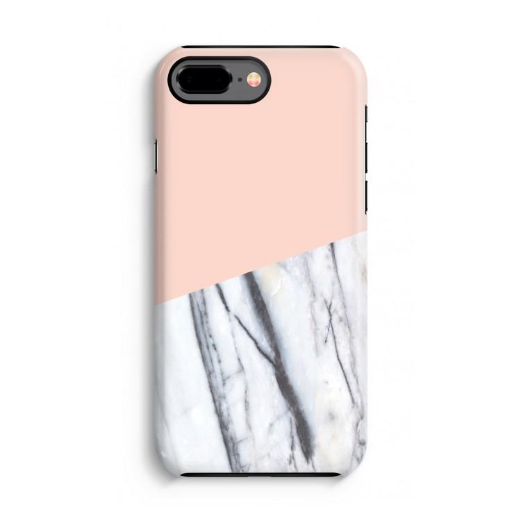 coque iphone 8 plus peach