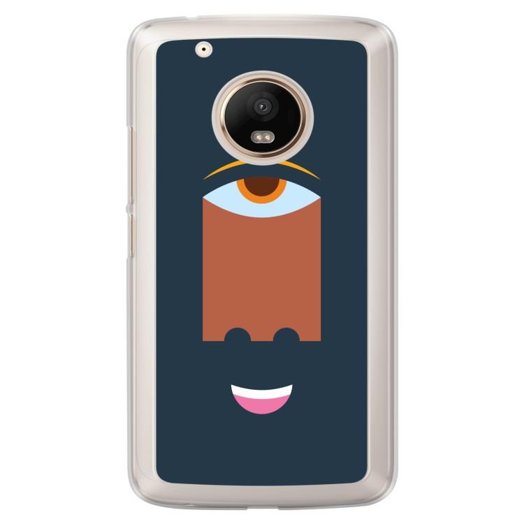 Mono M - Motorola Moto G5 Plus Transparent Case